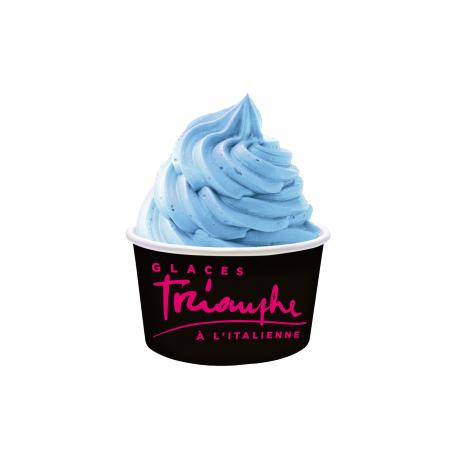 Small Ice Cream Cup Triomphe 80cc