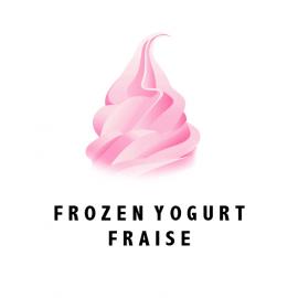Mix Frozen yogurt fraise (2 x 4.5 Kg)