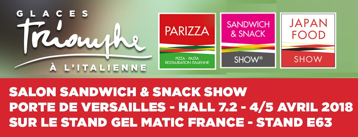 SALON PARIZZA 2018